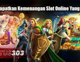 Cara Dapatkan Kemenangan Slot Online Yang Efektif